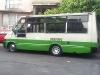 Foto Microbus masa 1992 emplacado.
