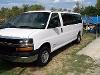 Foto Chevrolet Express Van 15 Pasajeros
