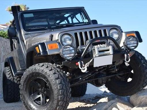 Foto 2006 jeep wrangler rubicon 4x4 4.0L Techo Duro