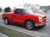 Foto Chevrolet Cheyenne Silverado 4 x 4 2003