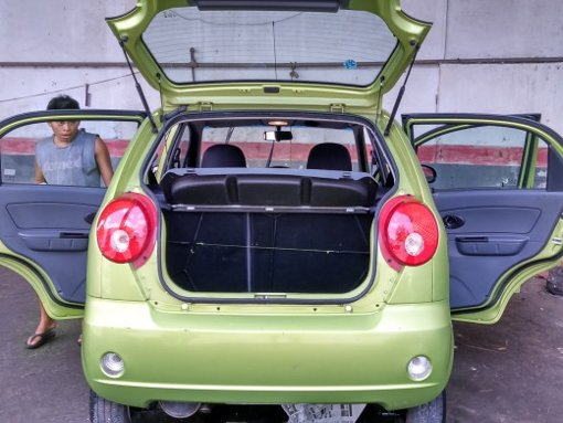 Foto Vendo fabuloso auto muy económico.