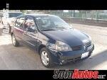Foto Renault clio 5p 1.6 expression at 2008 clio de...