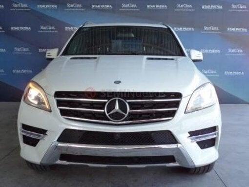 Foto Mercedes Benz ML 400 2015 1496