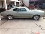 Foto Chevrolet Chevelle Coupe 1972