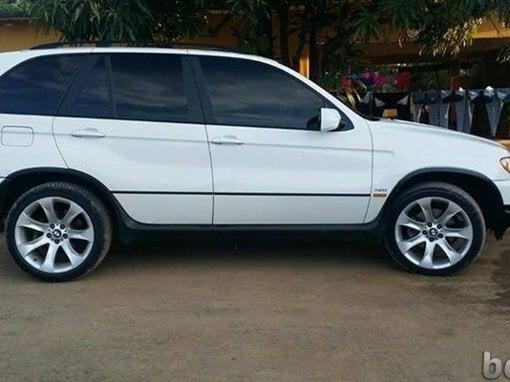 Foto 2002 BMW X5, Culiacan, Sinaloa