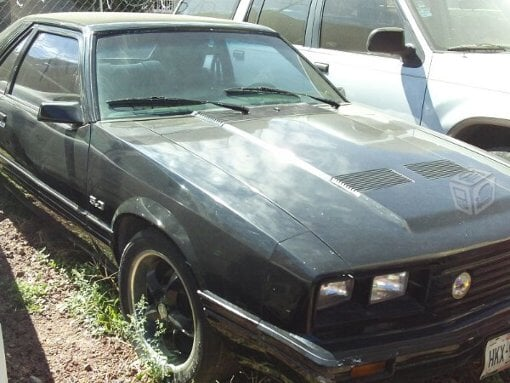 Foto Ford mustang clasico aut 8 cil motor 5.0