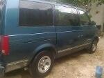 Foto Chevrolet Van Minivan 1997