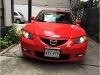 Foto Mazda 3 a tratar