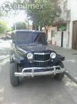 Foto Jeep willys clasico antiguo 1960