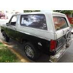 Foto Ford bronco 1980 nafta 70000 kilómetros en venta