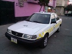 Foto Taxi del estado de mexico g 9 mod tsuru sedán 2007