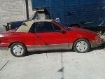 Foto Chrysler Modelo Shadow año 1992 en Venustiano...
