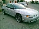 Foto Chevrolet montecarlo 2004 rin 20