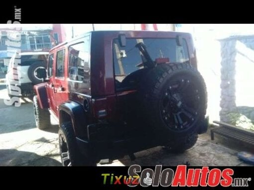 Foto Jeep wrangler 4p 3.8l unlimited rubicon 4x4 at...