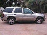 Foto Chevrolet TrailBlazer 4 x 4 2003