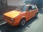 Foto Volkswagen Modelo Caribe año 1984 en Iztacalco...