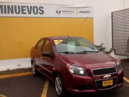 Foto Chevrolet Aveo 2014 47278