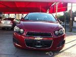 Foto Chevrolet SONIC LT estandar 2014