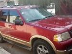Foto Ford Explorer Familiar 2002