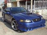 Foto Mustang gt saleen 2002