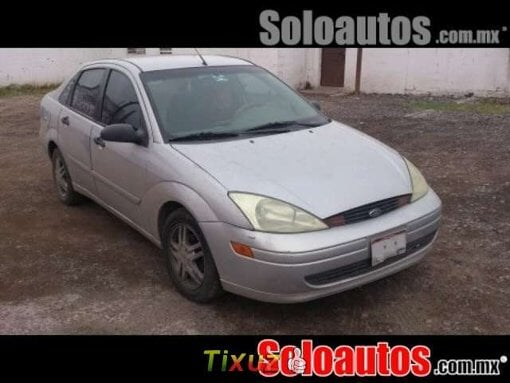 Foto Ford focus 4p se at 2002