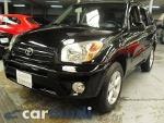 Foto Toyota RAV4 2005, Color Negro, Distrito Federal
