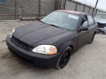 Foto Honda civic 97