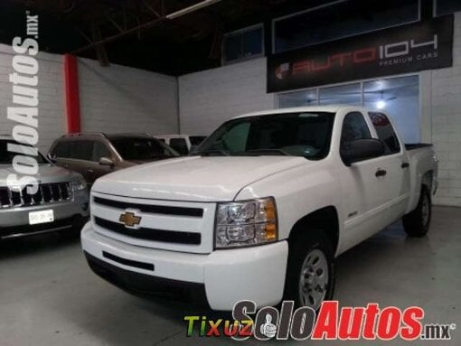 Foto Chevrolet silverado 2500 4p 5.3 2500 doble...