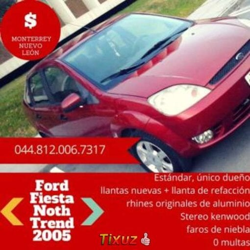 Foto Ford Fiesta Noth Trend 2005, Santa Catarina