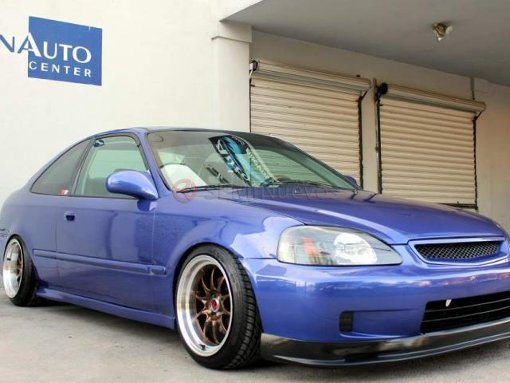 Foto Honda Civic 2000 100000
