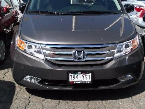 Foto Honda Odyssey Touring 2013 55000