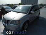 Foto Chrysler Town & Country Limited, Color Plata /...