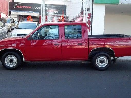 Foto Nissan pickup 2008 doble cabina