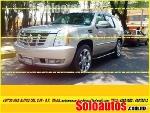 Foto Cadillac escalade 5p 6.2l awd b 2007 ejecutiva...