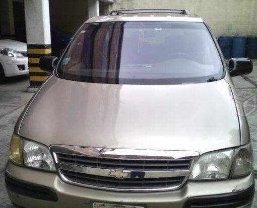 Foto Chevrolet Modelo Venture año 2001 en Benito...