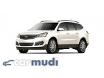 Foto Chevrolet Traverse, Color Blanco, 2014, Estado...