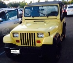 Foto Jeep Wrangler 4X4 4cilindros