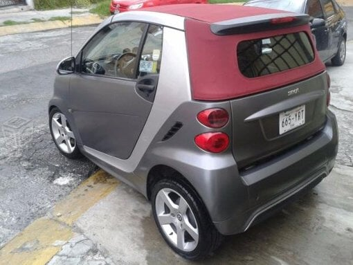 Foto Smart Modelo Fortwo año 2013 en Azcapotzalco...