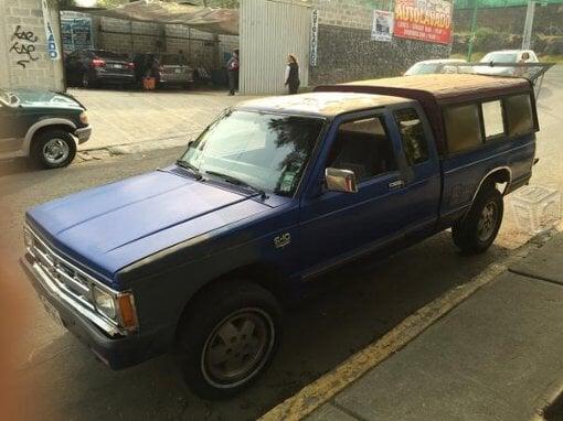 Foto Chevrolet Modelo S 10 año 1984 en Tlalpan...