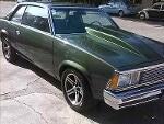 Foto Chevrolet Malibû Sedán 1985