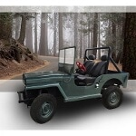 Foto Jeep Willys 1946