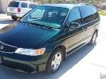 Foto 2000 Honda Odyssey, Ensenada, Baja California
