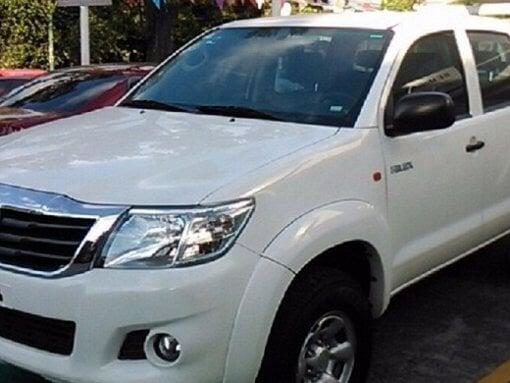 Foto Toyota hilux 2014