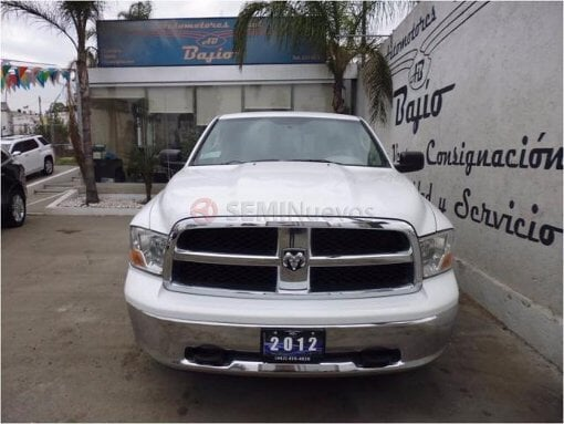 Foto Dodge Ram 2500 Pick Up 2012 65000