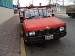 Foto Camioneta Nissan