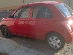 Foto Nissan micra 2005 rojo todo original