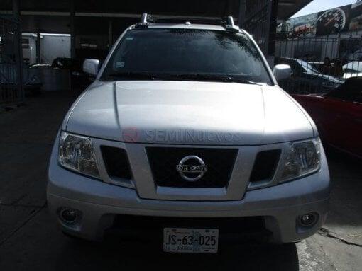 Foto Nissan Frontier 2012 0