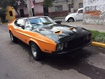 Foto Ford mustang mach one clasico