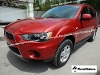 Foto Mitsubishi Outlander Xls C q Rojo 2011
