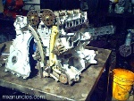 Foto Motor Ford reconstruido focus 2 0lts - Temixco